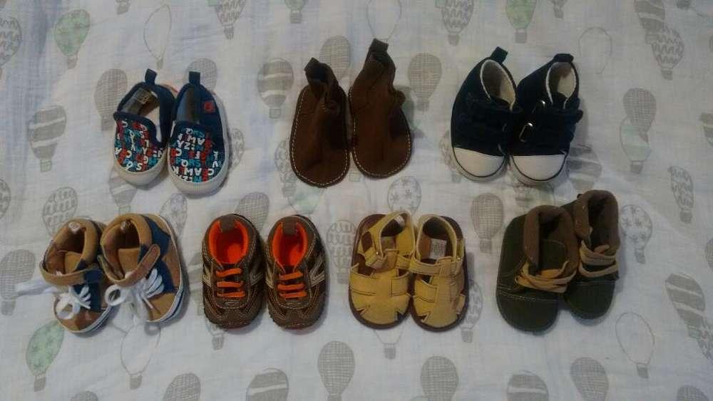 Zapatos Bebé 0 hasta 6 Meses
