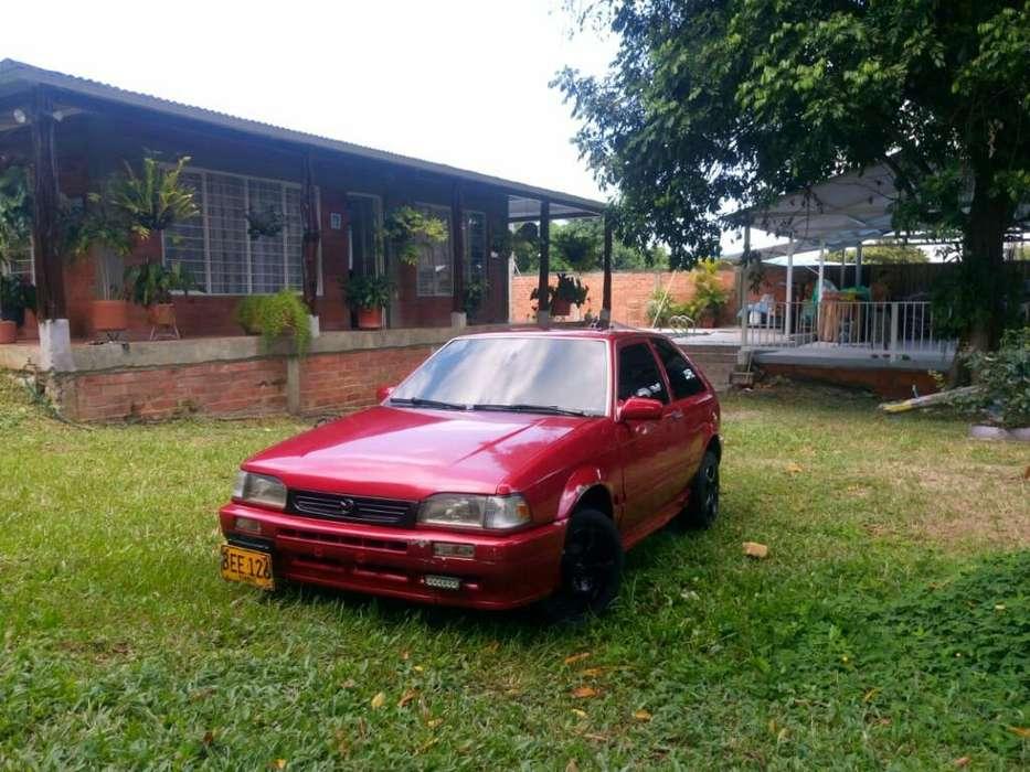 Mazda 323 1994 - 205550 km