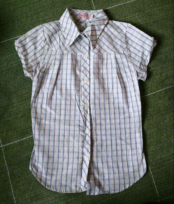 <strong>camisa</strong> Cuadriculada