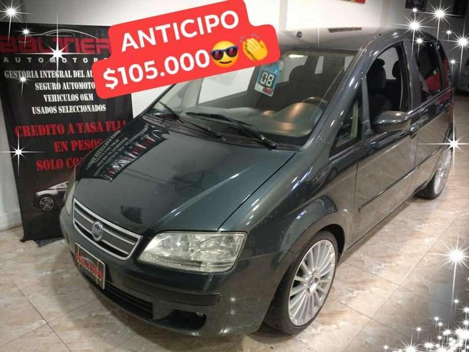 Fiat Idea 2008 - 130000 km