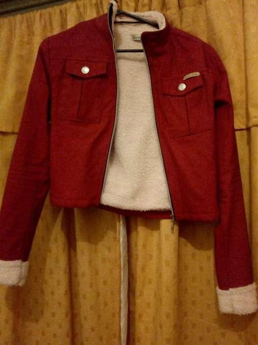 Campera Roja Nueva Talle M