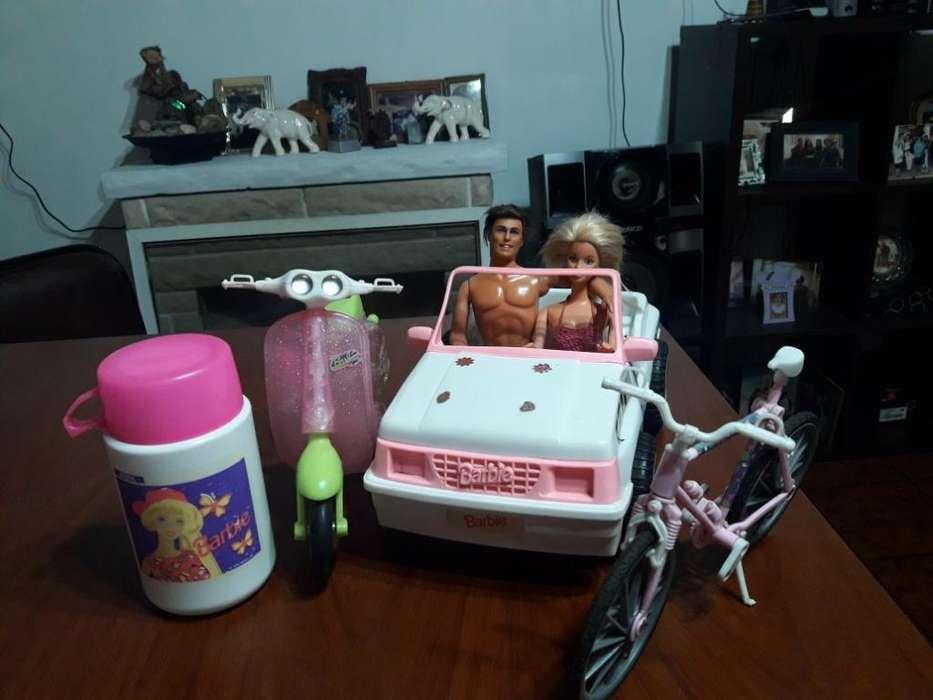 Set de Barbie Mattel