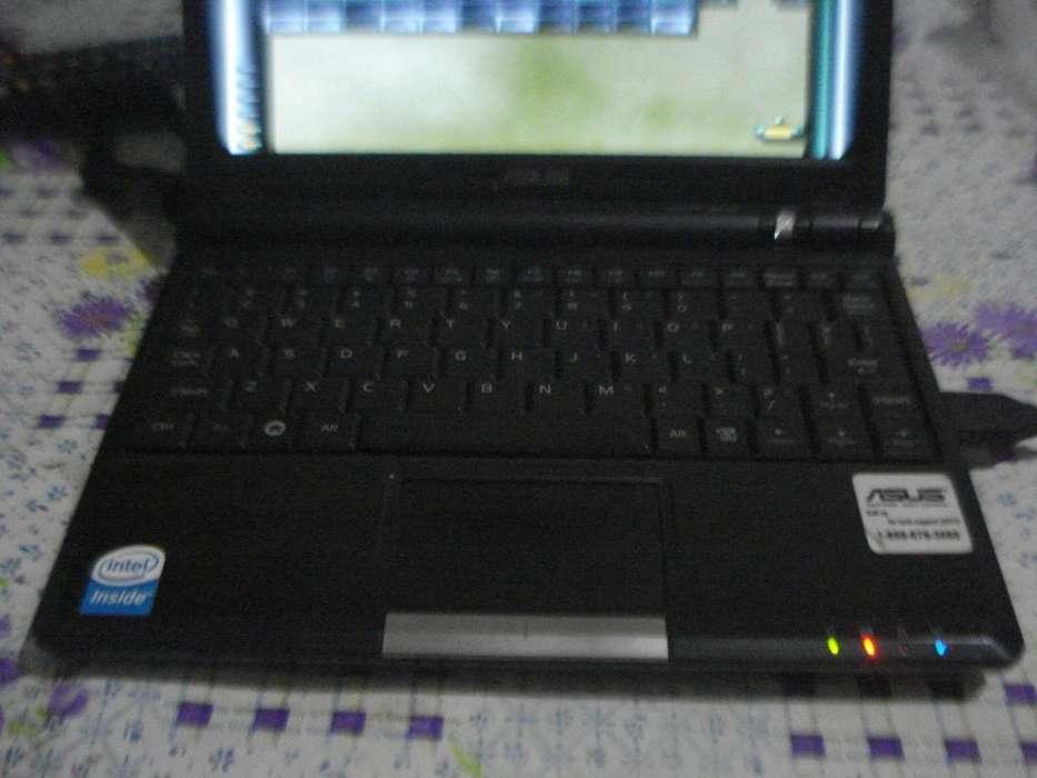 Netbook Asus Eee <strong>pc</strong> 900 C/cargador Todo Original Impecable!!