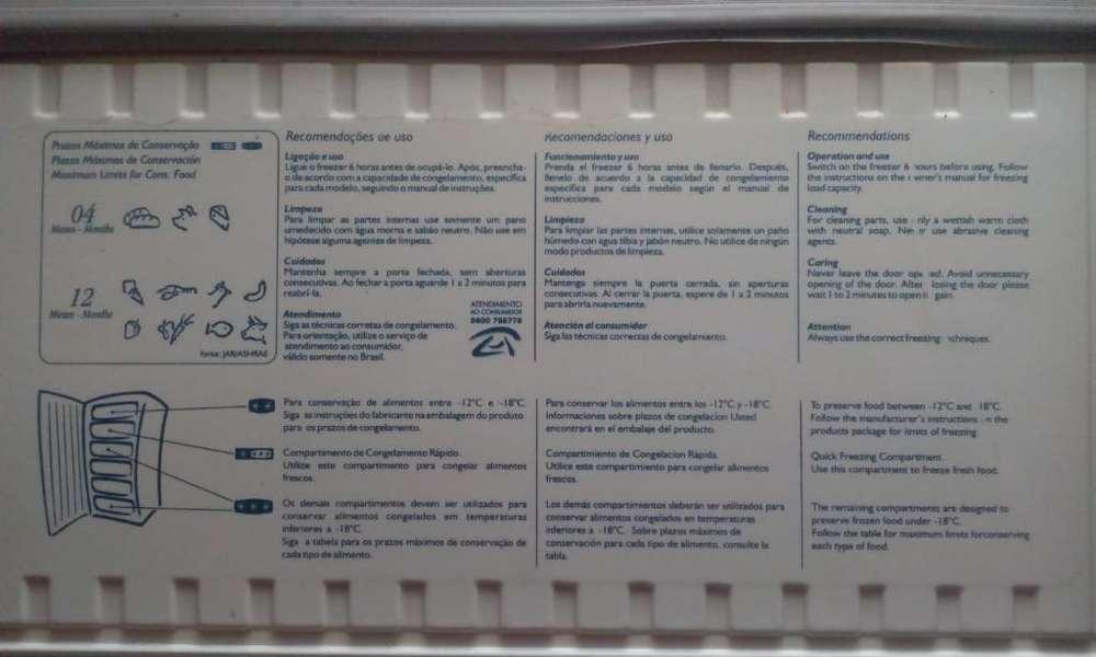 Congelador Industrial Vertical