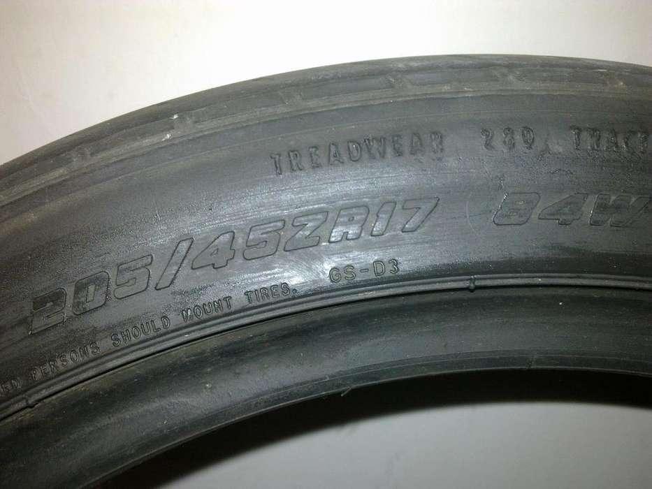 <strong>llanta</strong>s para Carro 205/45Z R17 bajo perfil Rin 17 para desvare