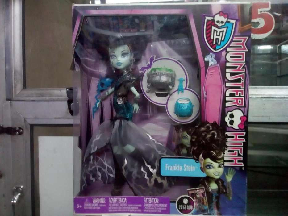 Monster high Frankie Gouls rouls