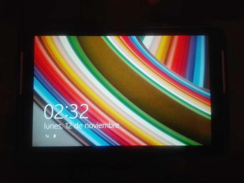 Vendo tablet Vulcan Intel Atom @1.33 x4Cpus 1GB RAM