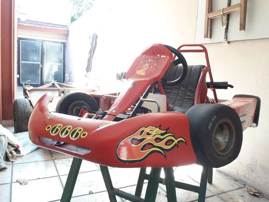 Karting Junior Vara 90cc