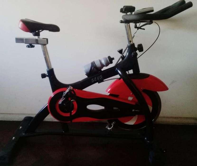 Bicicleta Spinning Seus-4670