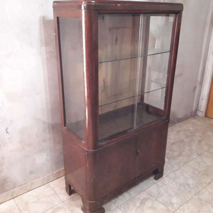 Vendo Mueble Antiguo Tipo Vitrina