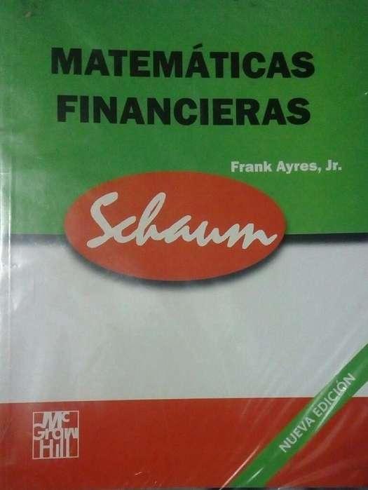 Nuevo Libro de Matemáticas Financiera
