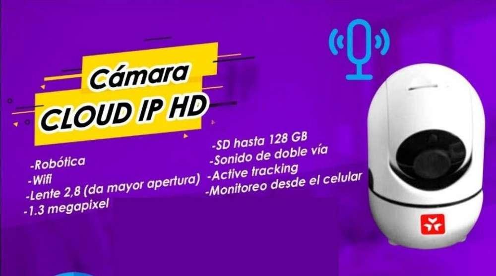 Camara inalambrica CLOUD IP HD