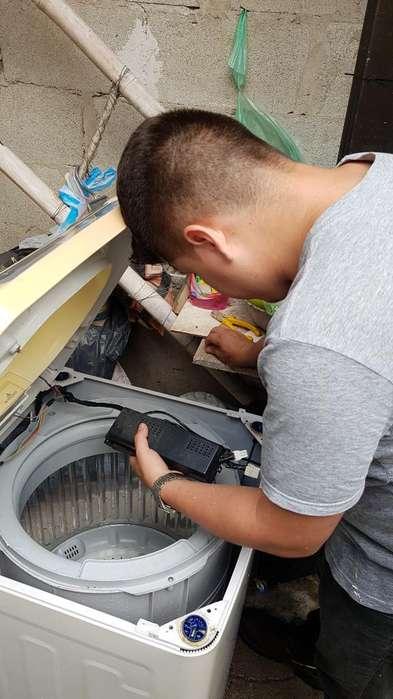 Somo Especializados en Lavadoras Técnico