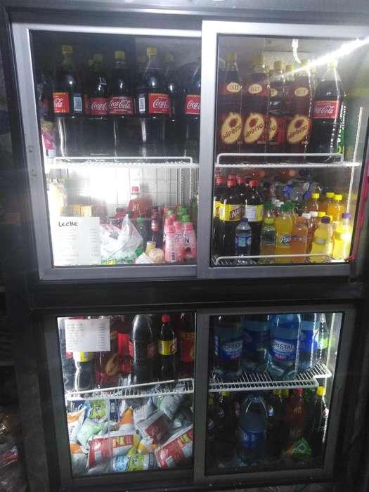 Nevera refrigeradora