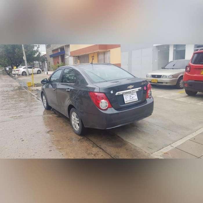 Chevrolet Sonic 2015 - 89000 km