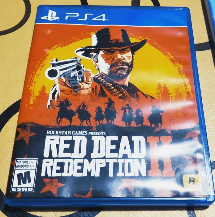 Rdr 2 The Division Cod Ww2 Reg Ps4