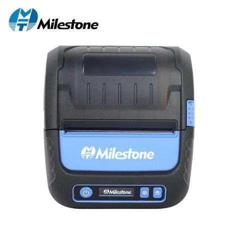Impresora Térmica 2 en 1 POS 80mm - Bluetooth - Android/iOS/Windows