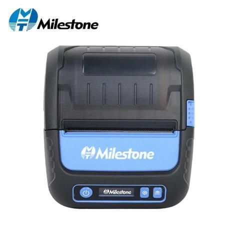 Impresora Térmica 2 en 1 POS 80mm - Bluetooth - Android/iOS/Windows
