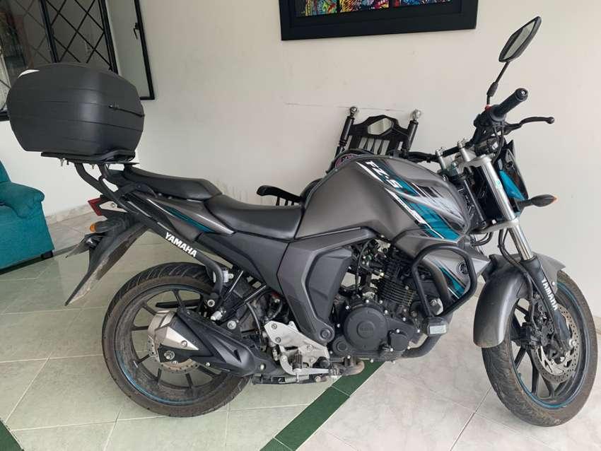 Yamaha 150 fz 2020