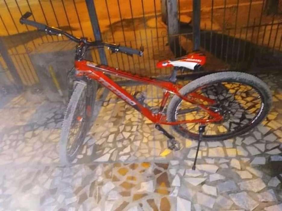 Vendo Bicicleta Tezzaro Rodado 29