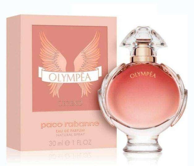 Perfume Importado Paco Rabanne Olympéa Legend Fem EDP 30ml