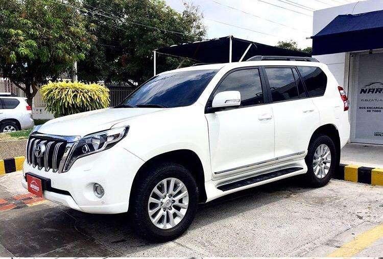 Toyota Land Cruiser Prado 2017 - 0 km