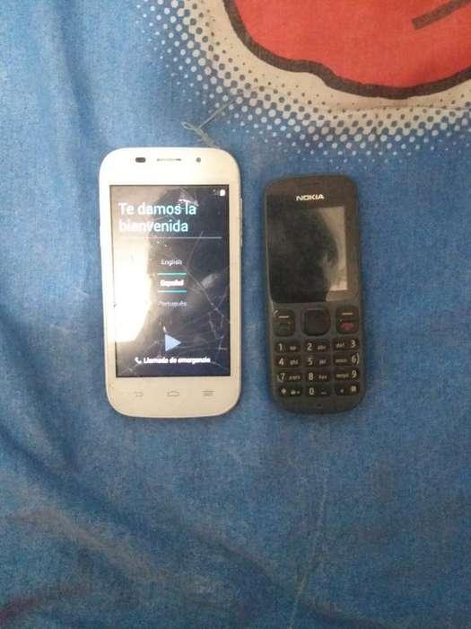 Celulares Zte Y Nokia (ofrescan)