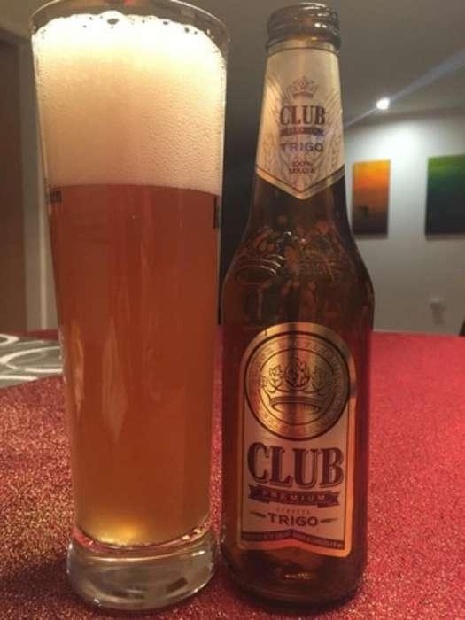 Caja de Cerveza Club de Trigo