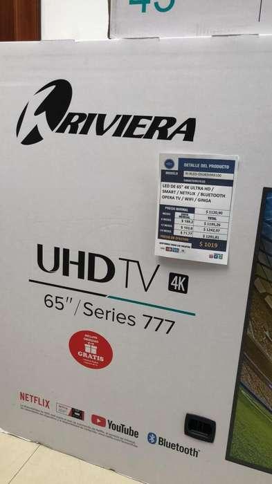 Smart Tv Riviera 65Plg 4K