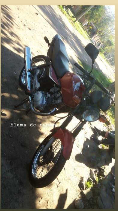 Honda Titan Esd 2015
