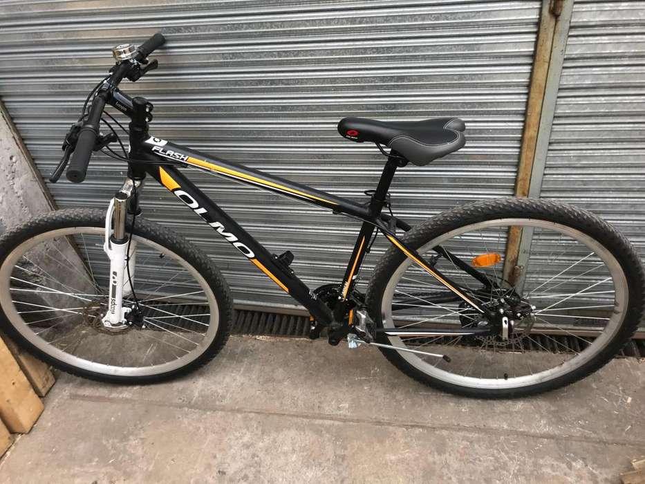 Bicicleta Freno