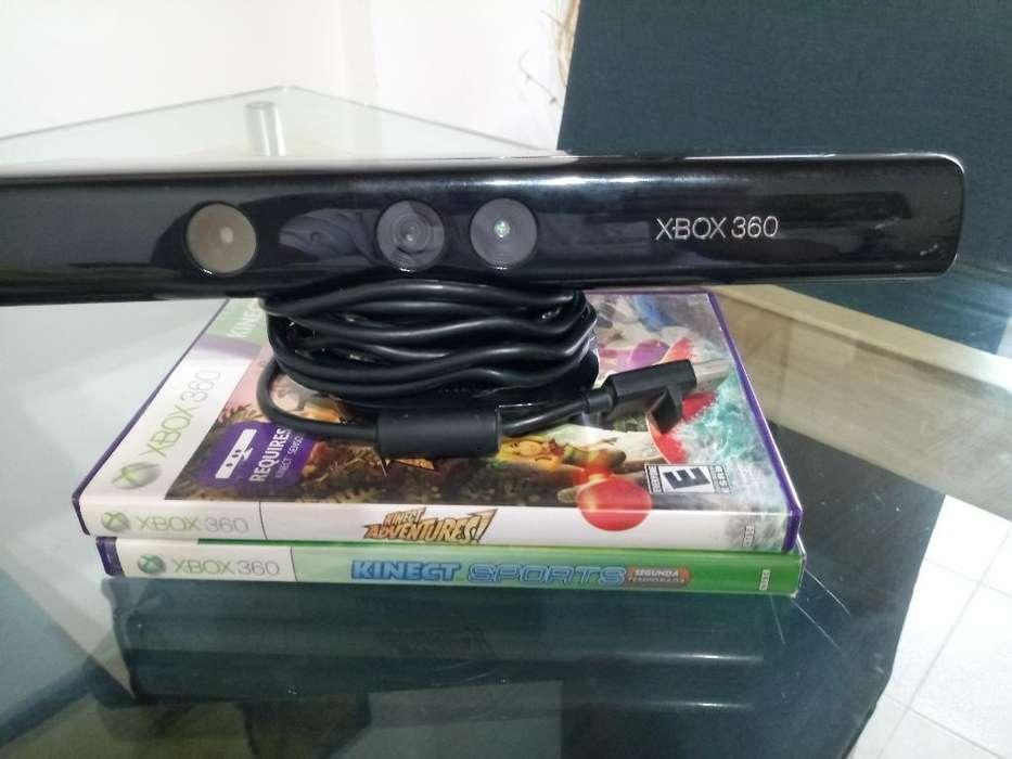 Kinect Y Juegos - Promocion Navideña