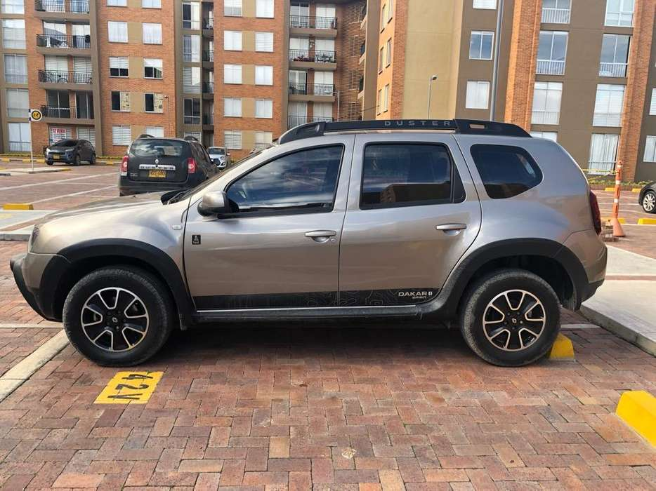 Renault Duster 2017 - 38000 km
