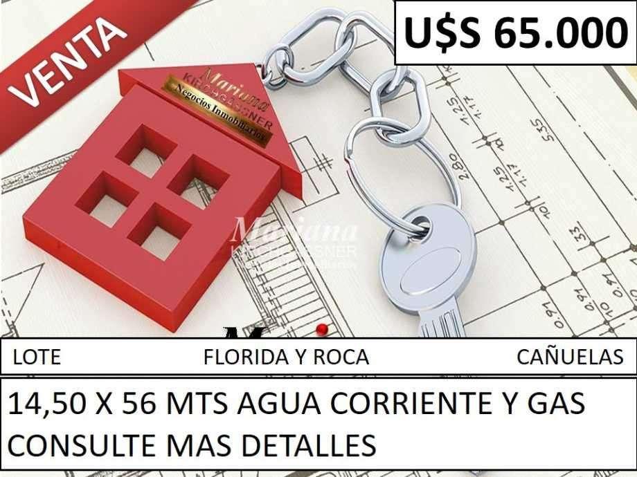 Lote en venta en Cañuelas