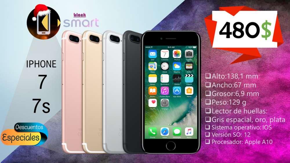 Iphone 6 16gb, 6s 64gb, 7 32gb, 8 Plus , X Sellado Garantia