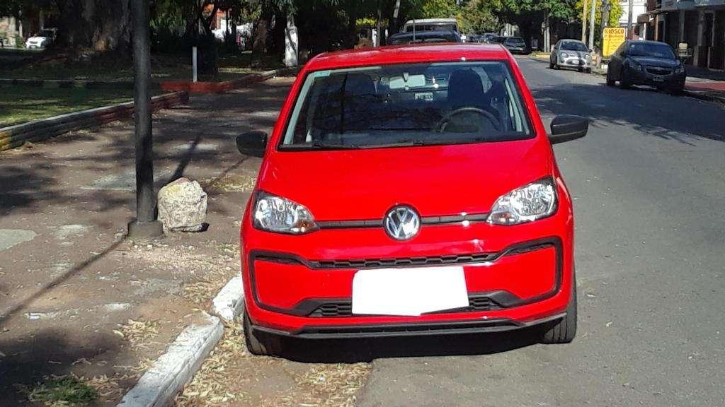Volkswagen Up - Adjudicado - 56 cuotas pagas, restan 28