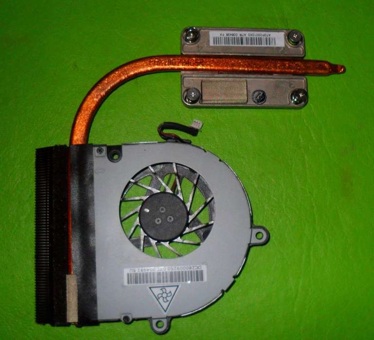 Cooler Disipador Notebook Acer 5742 Original