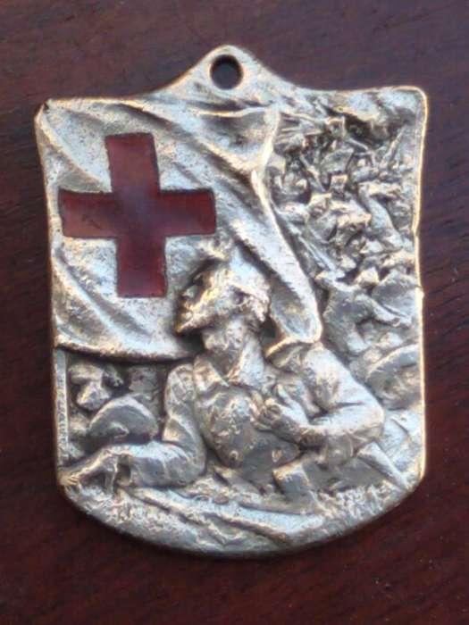 Medalla Antigua de Guerra