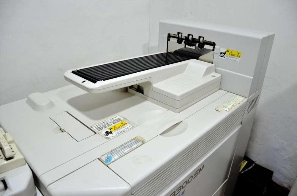Vendo Minilab Noritsu 33-00