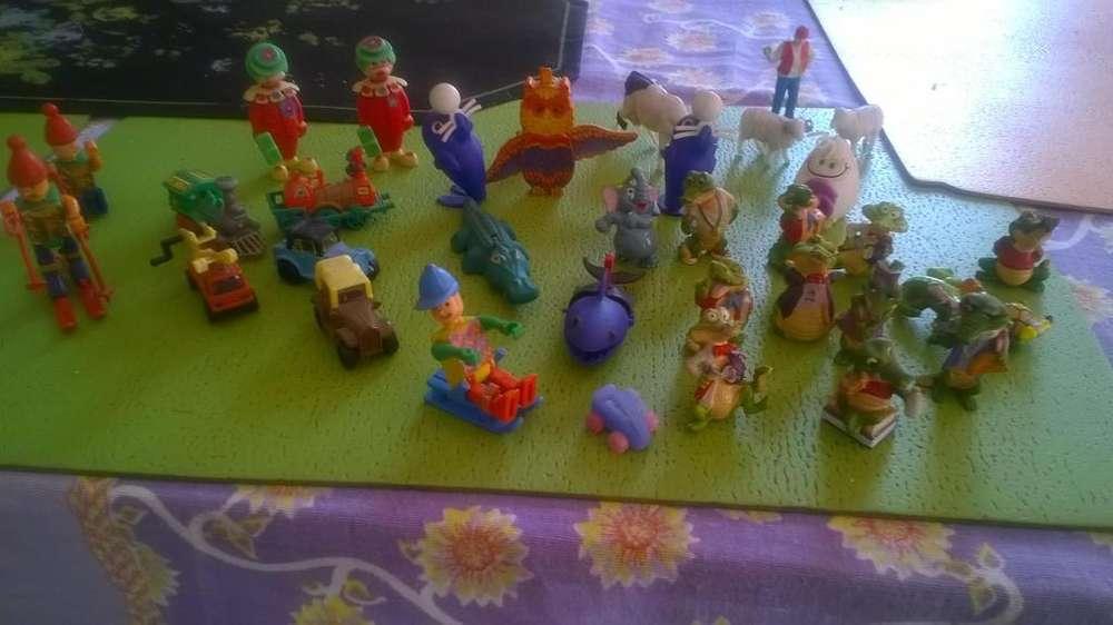 Colección Kinder Sorpresa