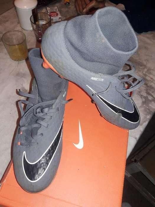 Botines Nike Hypervenom Originales
