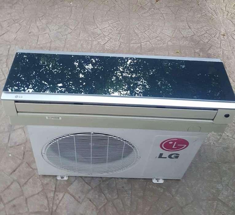 Aire acondicionado lg espejado 5400w frio calor