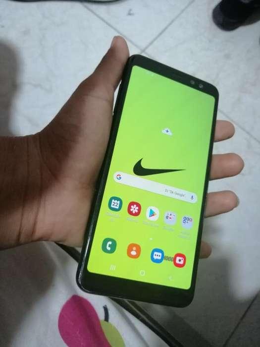 Vendo A8 2018 Samsung 64 Gb 4 de Ram
