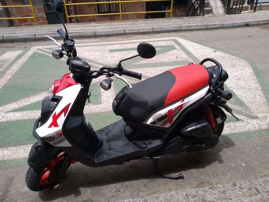 Moto bws 2014