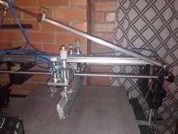 Máquina Semiautomática para Serigrafía