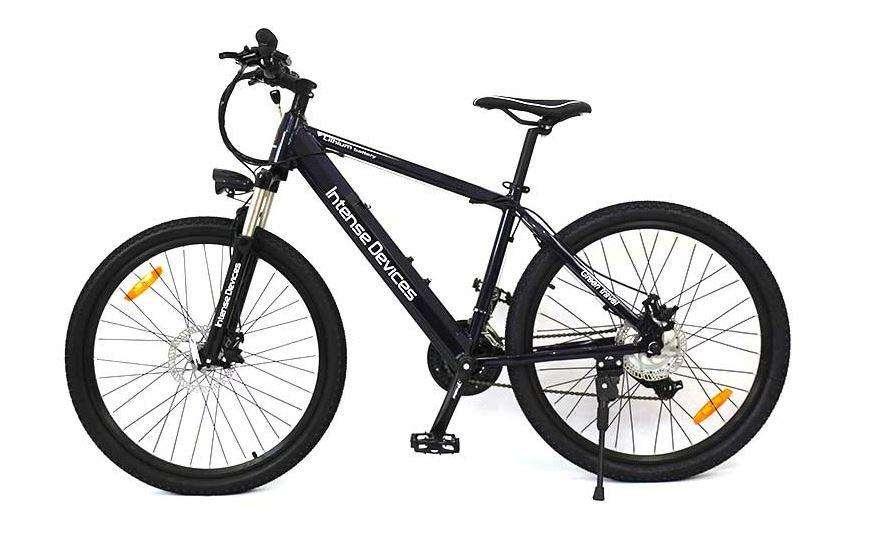 Bicicleta Eléctrica Intense Devices A6AH26, Aro 26