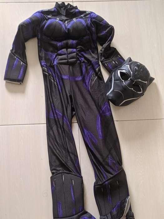 Disfraz Pantera Negra Nuevo