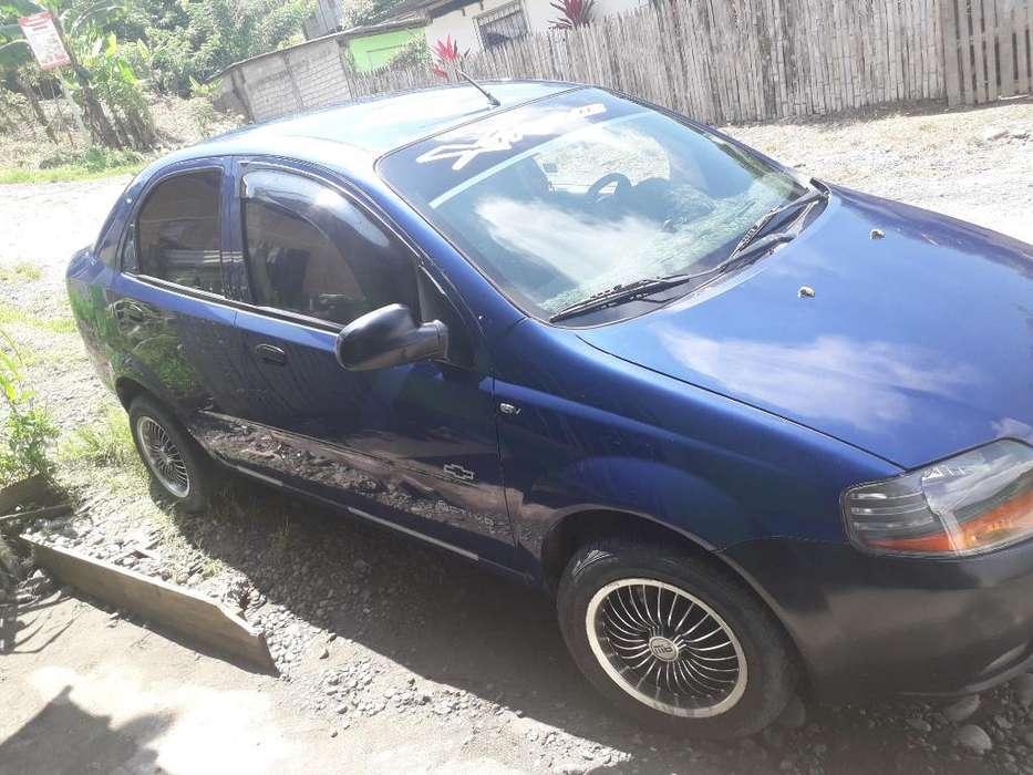 Chevrolet Aveo 2008 - 310000 km