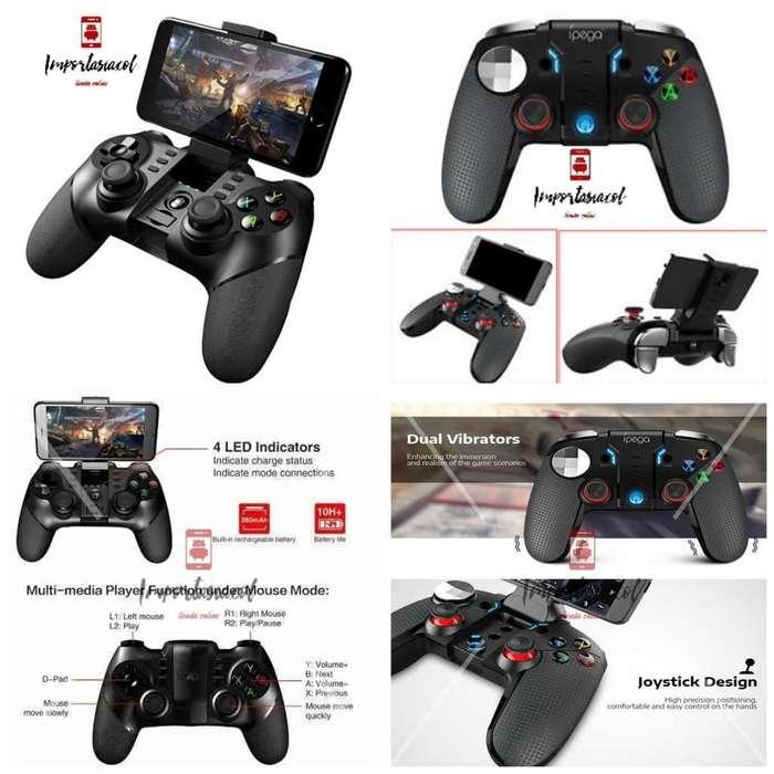 Controles Gamepad Ipega
