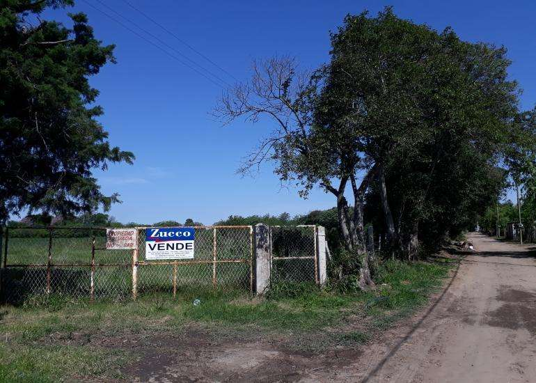En Venta Campo - Quinta en Bº Basualdo - Coronda
